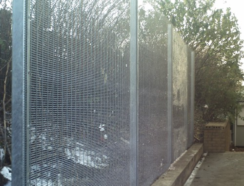 358 Mesh Security Fencing Brisbane