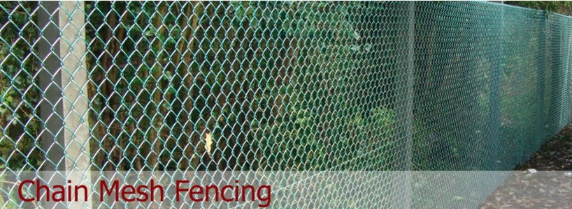 Chain Mesh Fencing Brisbane