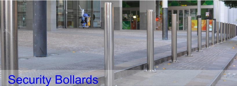 Security Bollards Brisbane
