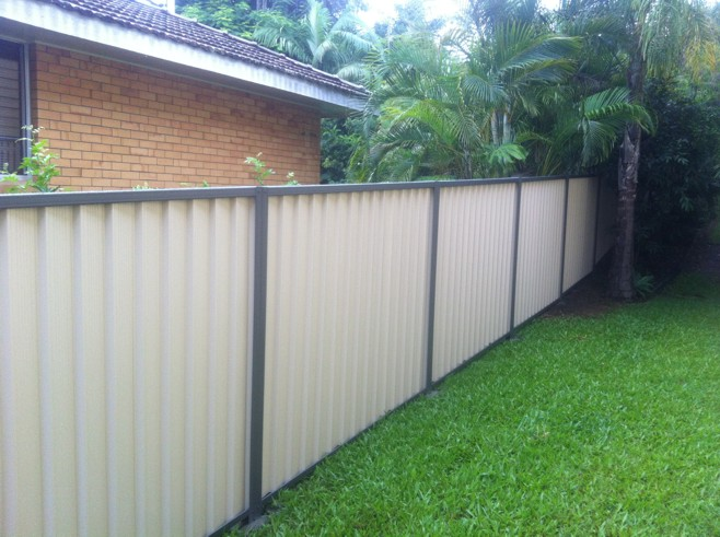 Colorbond Fencing Manly