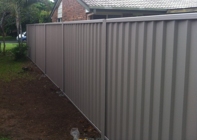 Colorbond Fencing Brisbane Collinson Fencing Company