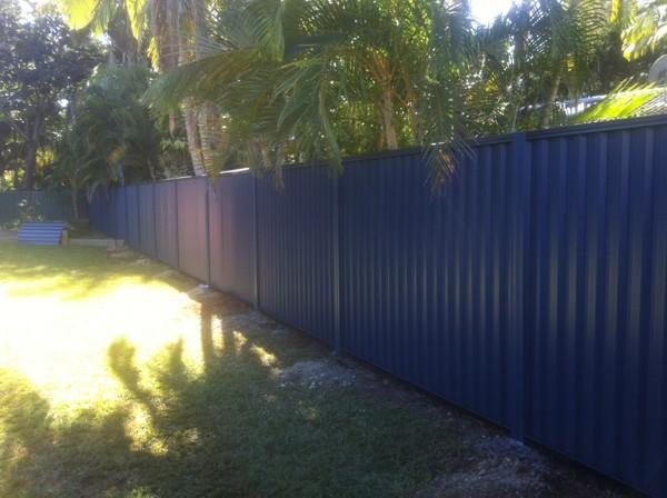 Colorbond Fencing Brisbane Collinson Fencing Company