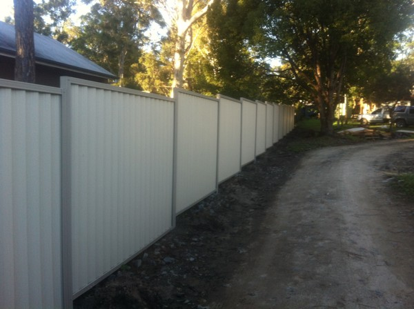 Colorbond Fencing Chandler