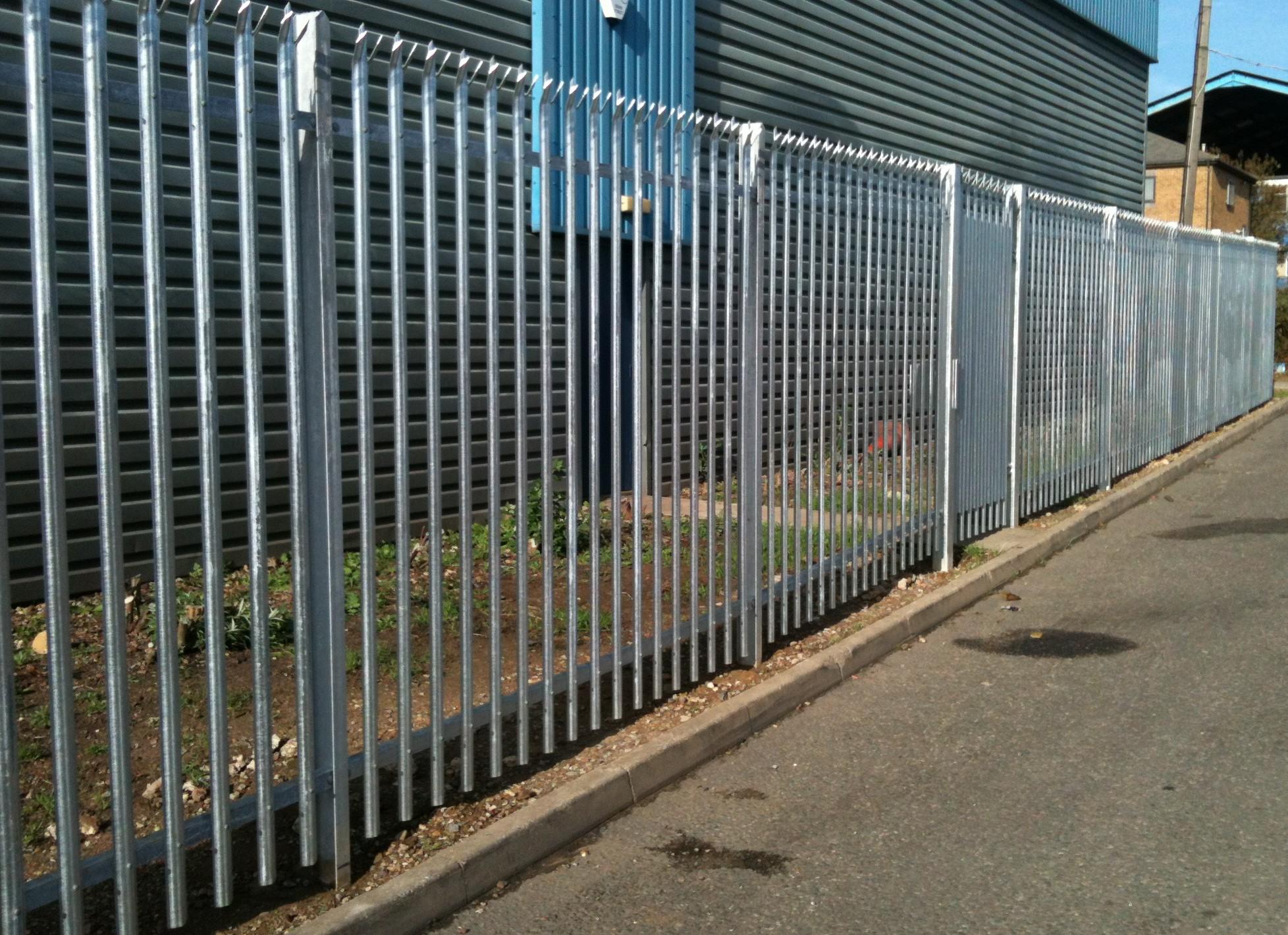 Palisade fencing brisbane collinson company
