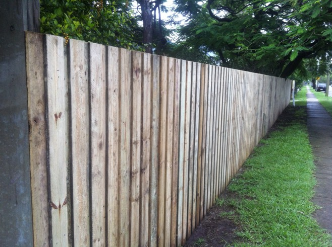 Timber Fencing Brisbane Based Company Supplying And